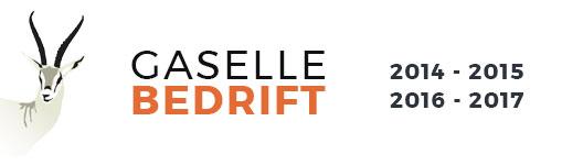 UTD Reklameprodusenten - Gasellebedrift 2014- 2017