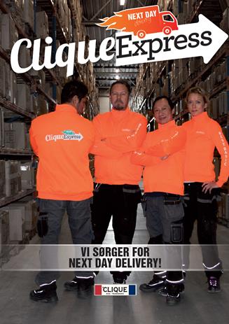Clique Express bilde
